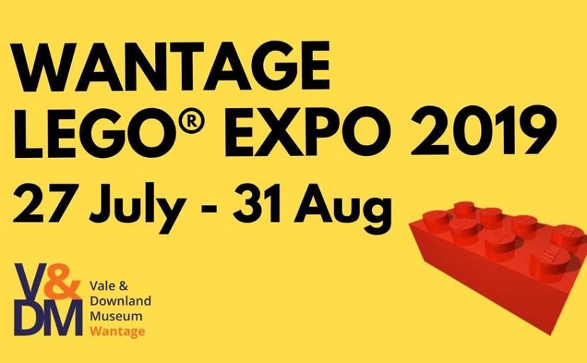 Wantage LEGO® Expo 2019 - Vale & Downland Museum
