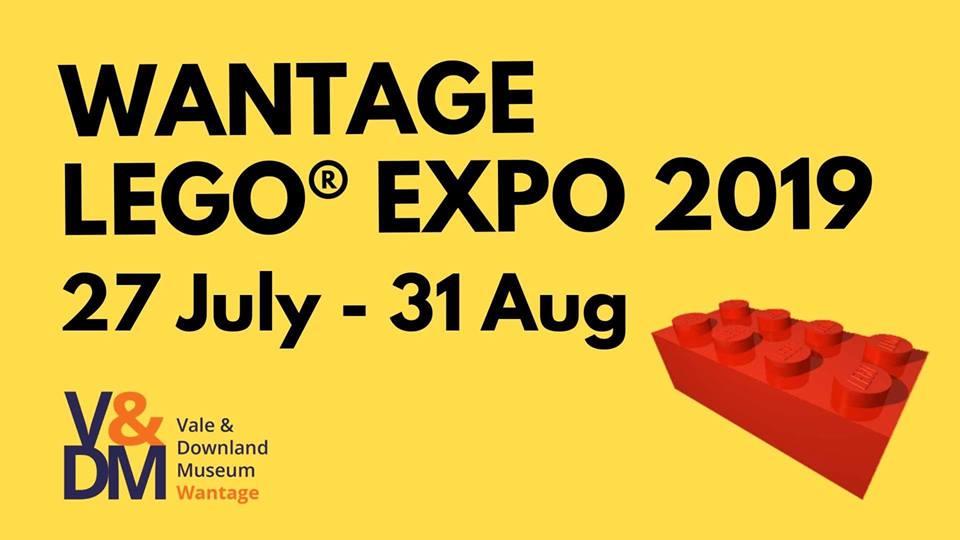 Wantage Lego Expo 2019